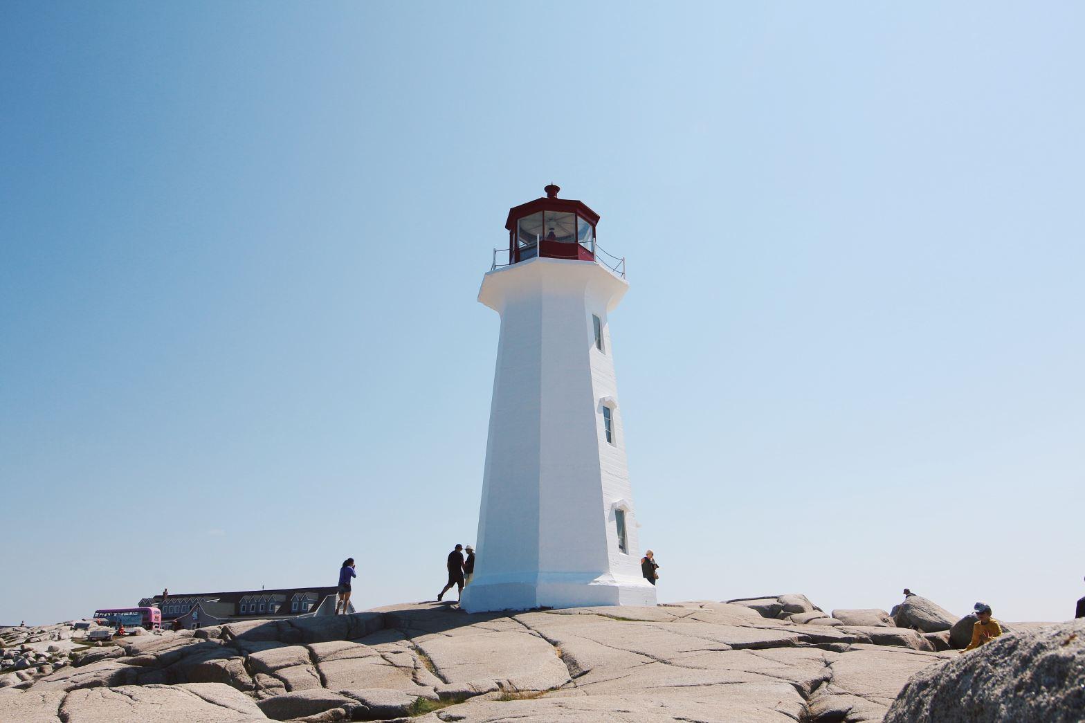 Radon, Atlantica Canada, Nova Scotia